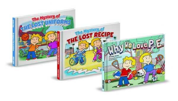 Children's Fitness And Health books